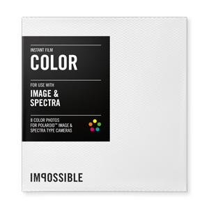 Color Film for Image/Spectra